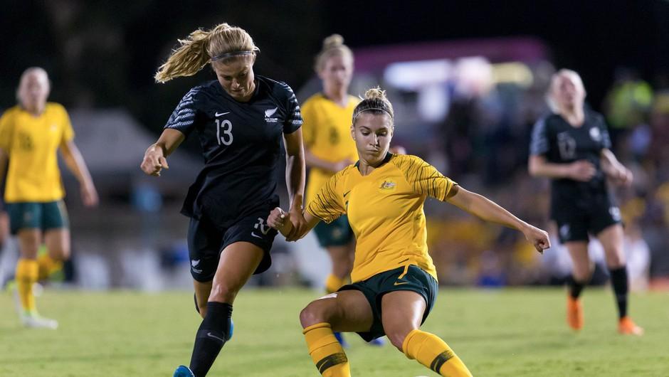 Avstralske nogometašice odslej z enakimi plačili in pogoji kot moški reprezentanti (foto: profimedia)