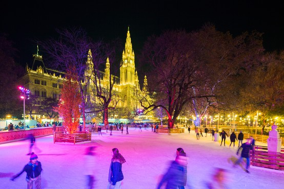 20 najlepših božičnih sejmov na dunajskih trgih