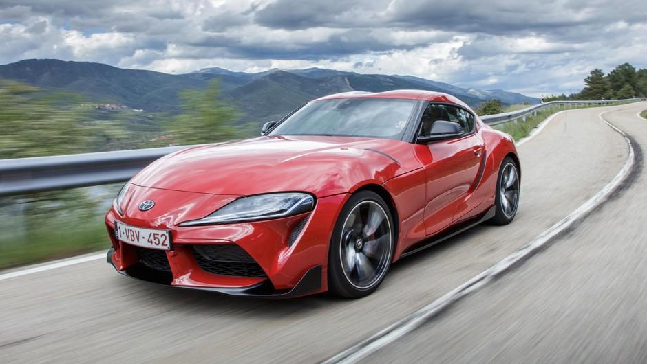 Kultni japonski kupe se je po 20 letih odsotnosti vrnil na avtomobilski trg (foto: Toyota)