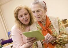 Iskanje rešitev za demenco, ki spremeni življenje tako bolniku kot bližnjim