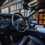 Rolls Royce Cullinan: 115-letna karizma v svetu križancev (foto: Rollce-Royce)