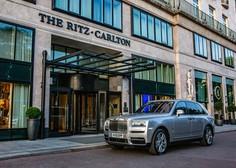 Rolls Royce Cullinan: 115-letna karizma v svetu križancev