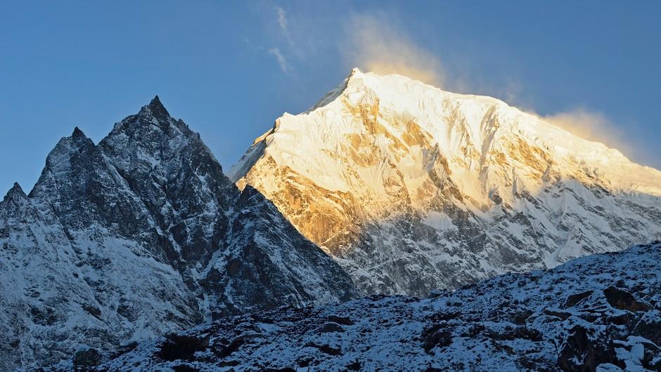 10 let po tragični himalajski nesreči Tomaža Humarja (foto: profimedia)