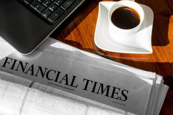 Financial Times s prvo odgovorno urednico v svoji 130-letni zgodovini