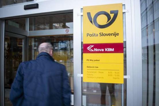 Stavka zaposlenih na Pošti Slovenije prekinjena