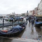 Poplavljanja rek po Sloveniji, visoka plima povzroča težave tudi v Italiji (foto: profimedia)
