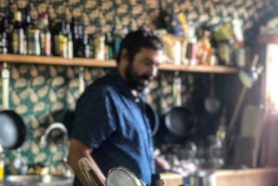 Primož Dolničar: Odraščal sem v družini, v kateri se je kuhalo vsak dan
