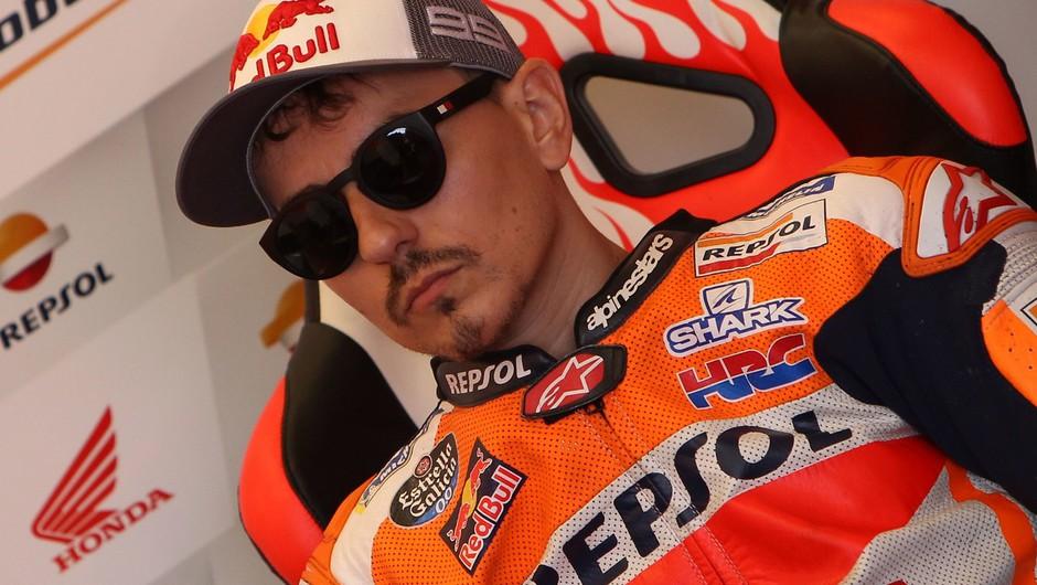 Jorge Lorenzo ne bo več tekmoval (foto: profimedia)