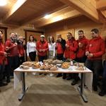 Z zajtrkom prvi postregli reševalnim ekipam, gasilcem in porodnišnicam po Sloveniji (foto: Žito Press)