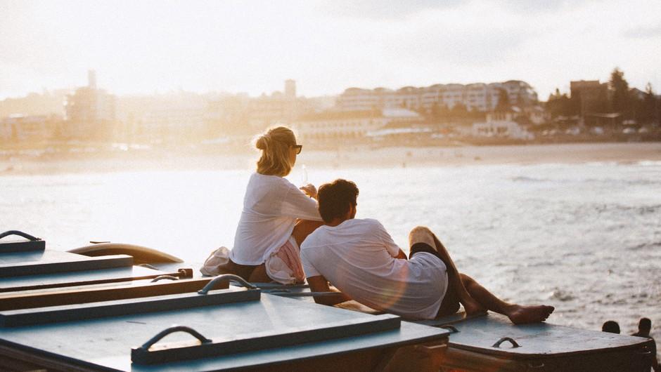 Sta moški in ženska lahko zgolj tesna prijatelja? (foto: Unsplash)
