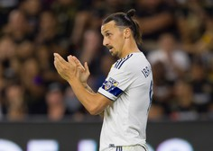Zlatan Ibrahimović si je postavil ceno milijon evrov na mesec