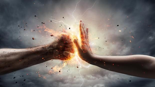 Seksisti pogosteje nasilni do žensk kot moški, ki ženske vidijo kot sebi enake (foto: profimedia)