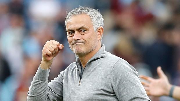 Jose Mourinho bo na sezono zaslužil 15 milijonov funtov (foto: profimedia)
