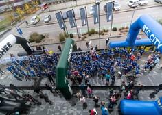 6. Alive Step Up: Preko 700 junakov teklo na vrh Kristalne palače