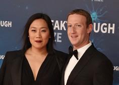 Doslej nerazkrita večerja Trumpa in Zuckerberga razburja