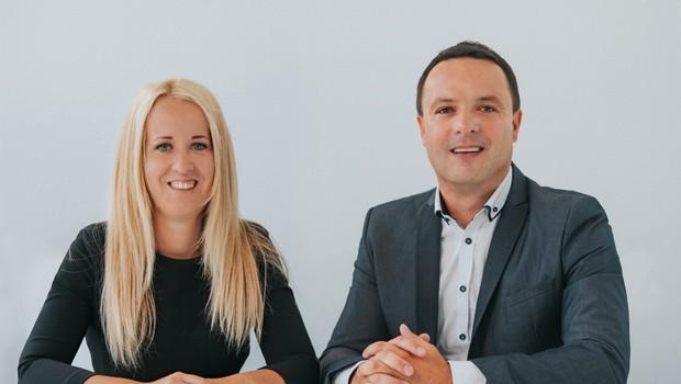 Ana in Mitja Vezovišek: Finančni stres je svetovni problem! Toda Slovenci … (foto: Vezovišek in partnerji)