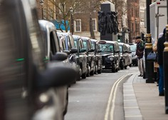 Uberju v Londonu zavrnili obnovo licence