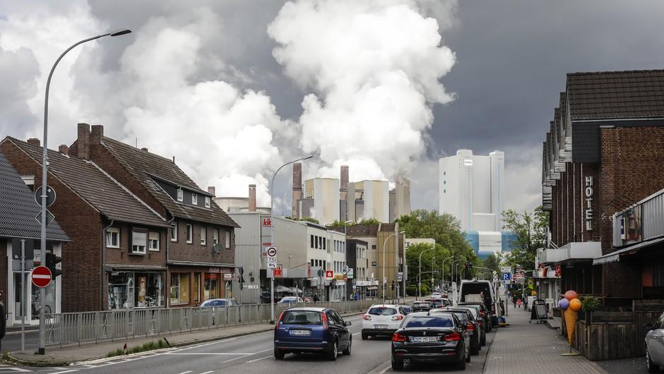 Lani rekordne koncentracije toplogrednih plinov v ozračju (foto: profimedia)