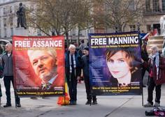Assangeovo zdravje se je v britanskem zaporu zaskrbljujoče poslabšalo