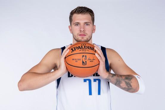 Luka Dončić velja za trenutno najboljšega košarkarja na svetu