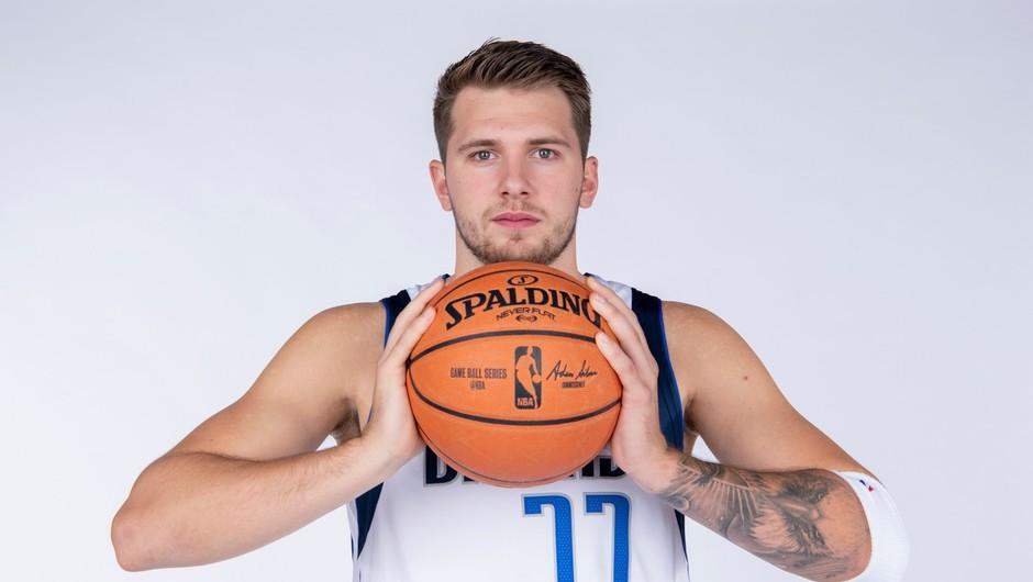 Luka Dončić velja za trenutno najboljšega košarkarja na svetu (foto: profimedia)