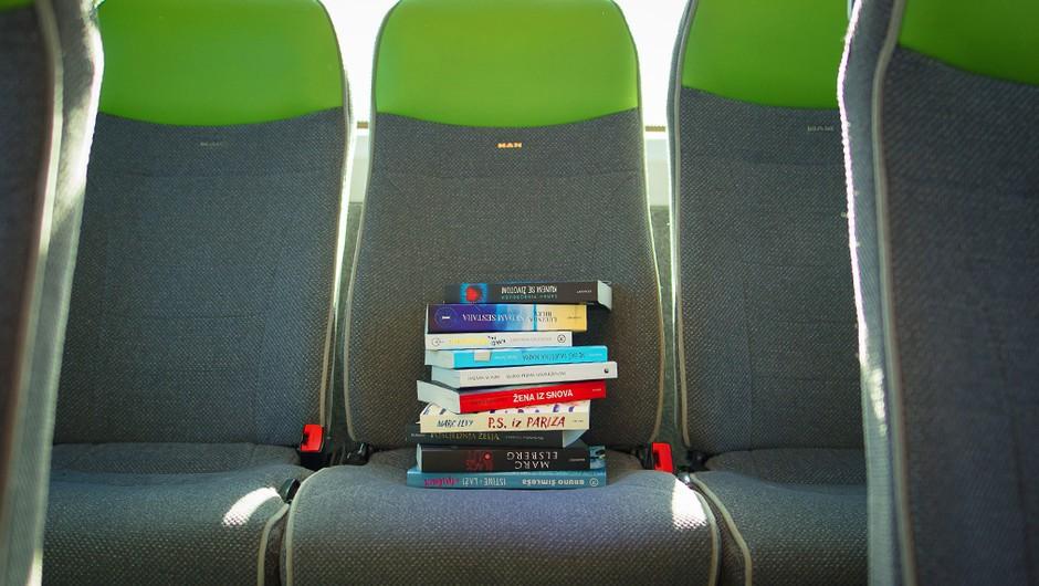 Kako so knjige in potovanja našli skupni jezik (foto: Flixbus Press)