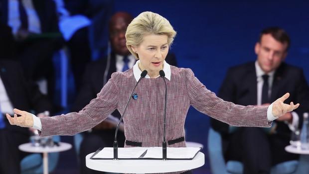 """Ursula von der Leyen: """"Predstavljam si Evropo za svoje otroke ali vnuke!"""" (foto: profimedia)"""