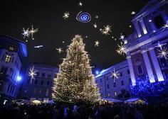 S slovesnimi prižigi prazničnih luči po Sloveniji v čarobni december