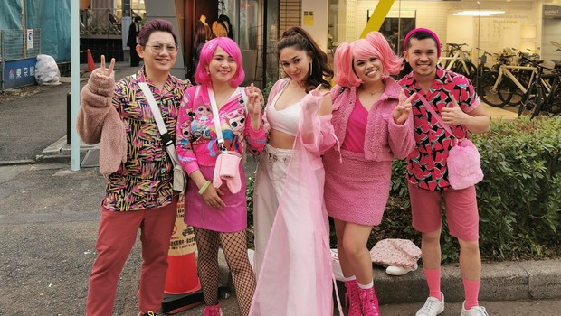 Kavaii, japonska prisrčnost, Harajuku, Tokio (foto: Maja Fister)