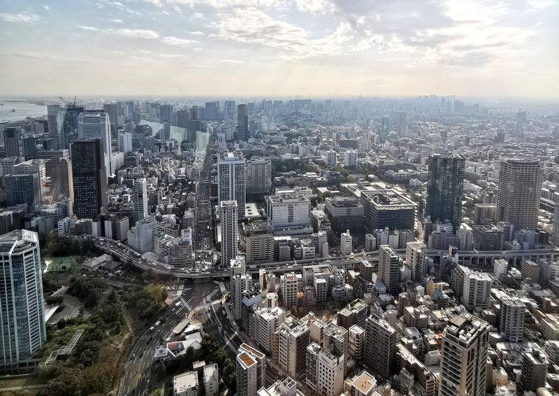 Razgled na Tokio, Tokyo Tower