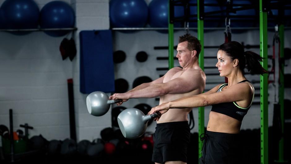 Glavna jed: močan stres; sladica: intenzivna vadba? (foto: Profimedia)