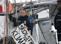 Greta bo zamudila začetek podnebne konference v Madridu