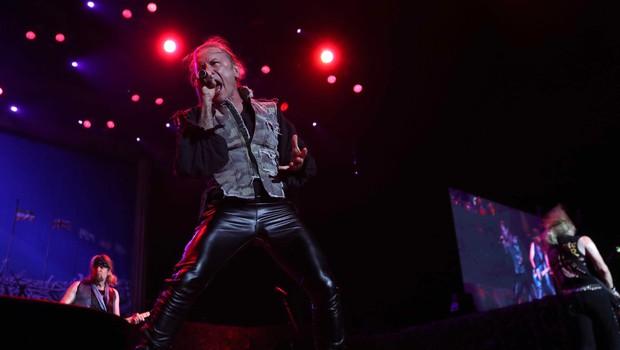 Glasbena skupina Iron Maiden postala novi sponzor West Ham Uniteda (foto: profimedia)