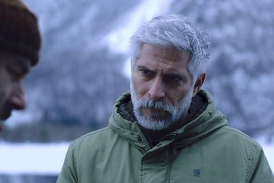 Sebastian Cavazza kot Taras Birsa: Igralec je imel največjo tremo pred pisateljem
