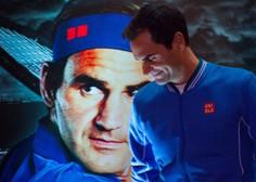 Roger Federer bo v Švici dobil spominska kovanca