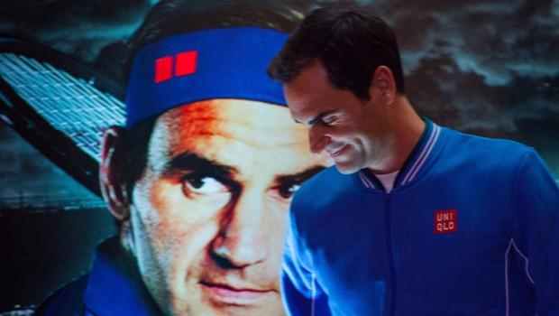 Roger Federer bo v Švici dobil spominska kovanca (foto: profimedia)