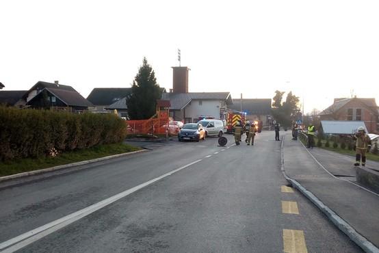 V eksploziji v Britofu pri Kranju 6 poškodovanih (tudi otroci) in 76 evakuiranih
