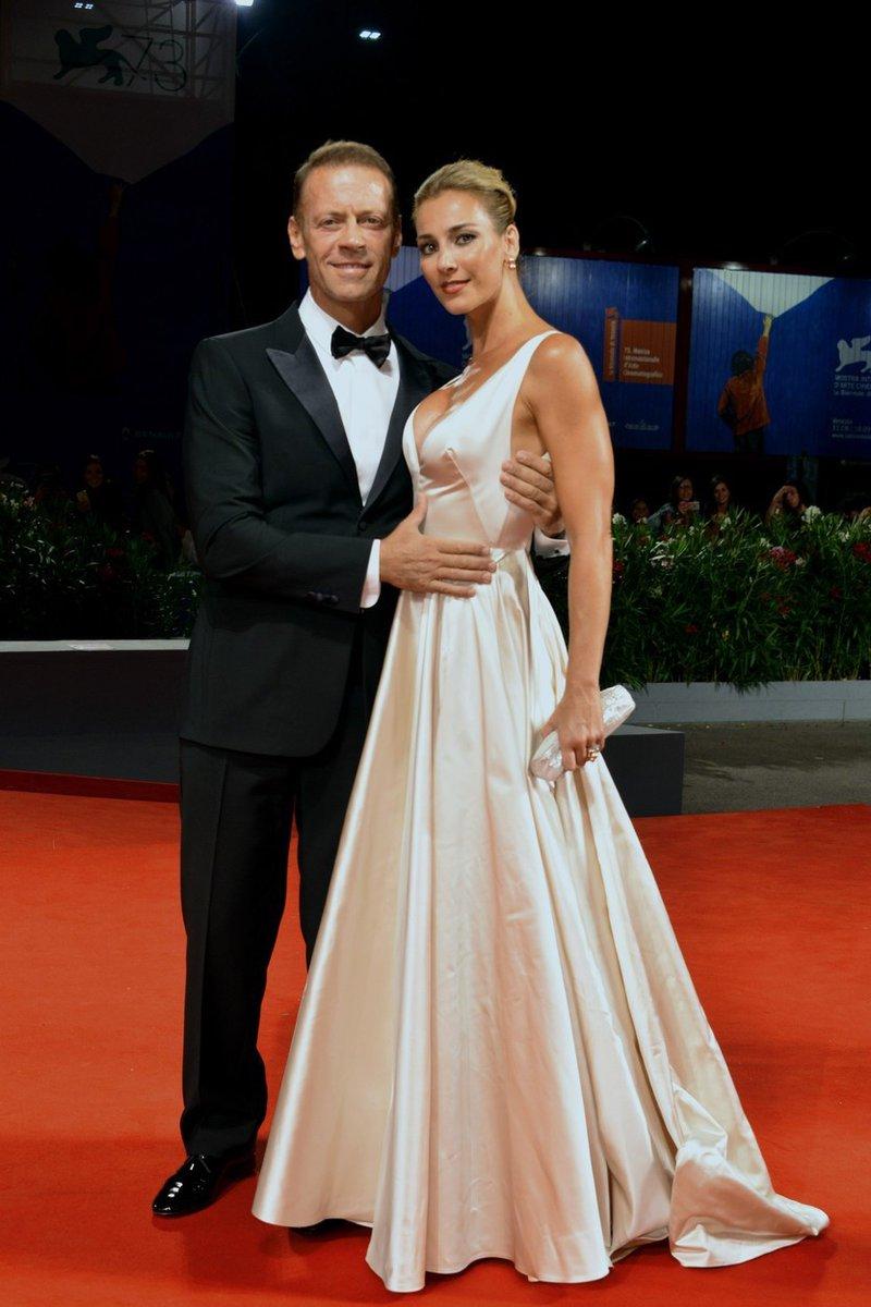 Rocco z ženo Roso