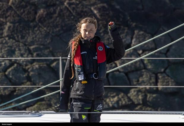 Pretresljiva življenjska zgodba Grete Thunberg in planet v krizi (foto: profimedia)