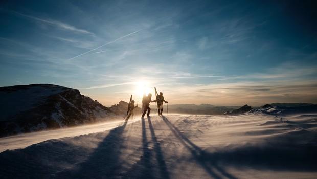 To so smučišča v naši bližini, kjer boste ujeli največ sonca in naravnega snega (foto: Unsplash)