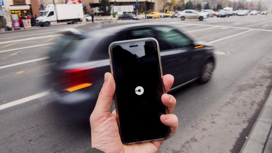 Uberjevi vozniki leta 2018 udeleženi v 3000 spolnih napadih (foto: profimedia)