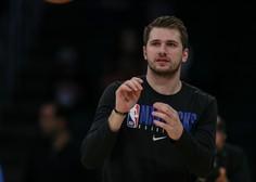Luka Dončić dobil priznanje za športni preboj leta Sports Illustrateda