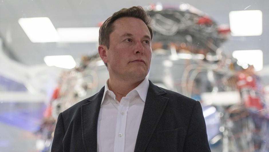 Elonu Musku ne bo treba plačati odškodnine zaradi razžalitve (foto: profimedia)