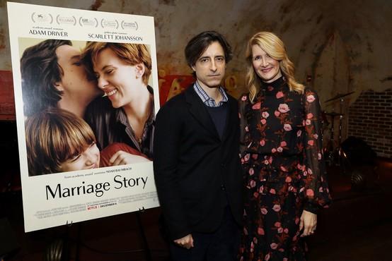 Film Marriage Story dobil kar 6 nominacij za zlati globus