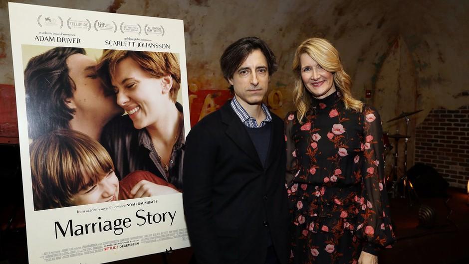 Film Marriage Story dobil kar 6 nominacij za zlati globus (foto: profimedia)