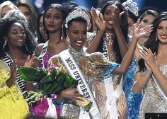 Nova miss Universe je postala 26-letna Južnoafričanka Zozibini Tunzi