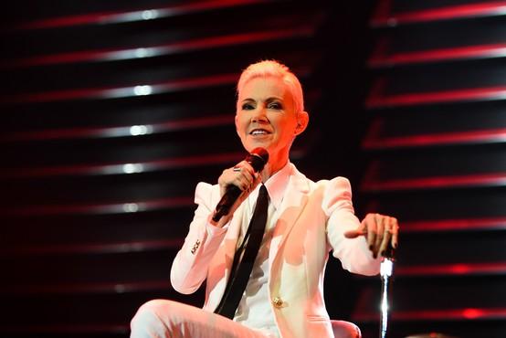 V 62. letu starosti se je poslovila pevka skupine Roxette