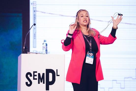 Dr. Emma Rodero: Kako uporabljate (svoj) glas, ima večji vpliv, kot si predstavljate