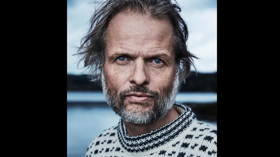 """Erling Kagge: """"Ko ne morem od sveta oditi, odjadrati ali odplezati, ga izklopim"""" (foto: promocijsko gradivo)"""