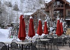 Na Primorskem bo deževalo, v notranjosti bo snežilo!